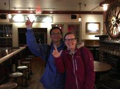 Got to catch up with my undergrad/PhD advisor, Kai Zhang, at MPM