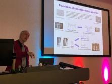 Alan Fairlamb shares the history of the DDU